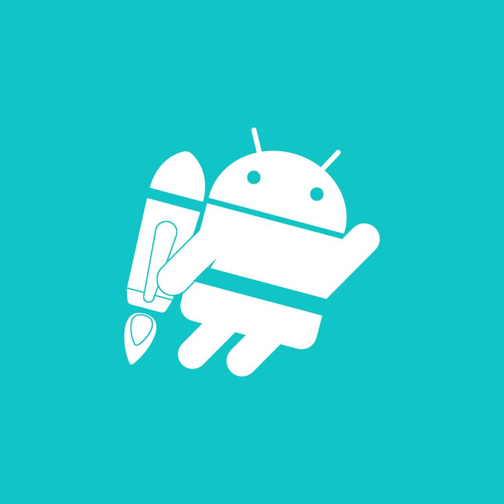 Logo Belajar Android Jetpack Pro